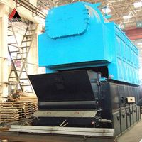 Packaged Coal Steam Automatic Coal Fired Power Plant Boiler Manufacturer