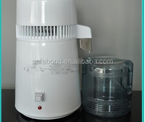 CE Approved 4L Portable Water Distiller for Home Use Electric Water Distiller