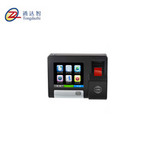 biometric fingerprint time attendance clock machine for access control system