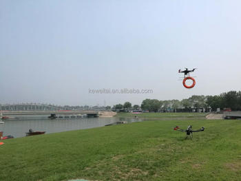 Best choice for smart flood defense and rescue use, industrial rainproof multi-rotor UAV
