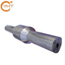Customized CNC machining forging stainless steel iron polishing shaft