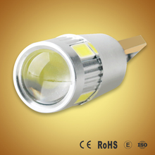Best quality promotional 6smd 5630 t10 w5w 5 smd with best quality and low price