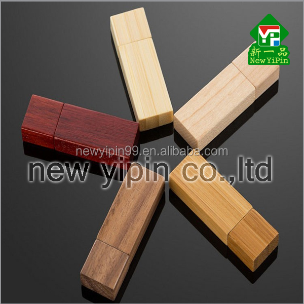 2016 New Yipin hot sale USB Promotion/gift wooden USB flash drive