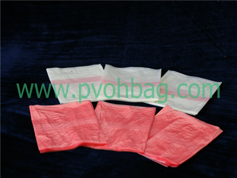 Water soluble laundry bag for infection control ISO9001-2008 Certified