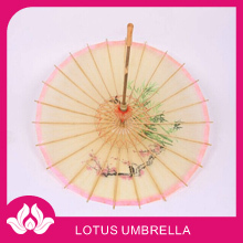 japanese bamboo painting paper umbrella