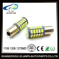 led bulb BA15S 1206 127SMD auto light bulbs