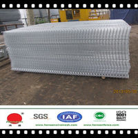 2013 direct factory price Hot galvanized modular fence panels yard fencing