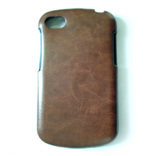 Soft Leather Pattern Mobile Case For Blackberry Q10