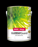 GLOSS PAINT - SANCORA GLOSS PAINT (Exterior Hi-Gloss Paint)