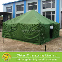 Outdoor Works Tent Refugee Tents For Sale Army Canvas Tent