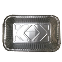 Airline Aluminum Foil Food Trays