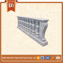 Marble Decoration outdoor balcony railings