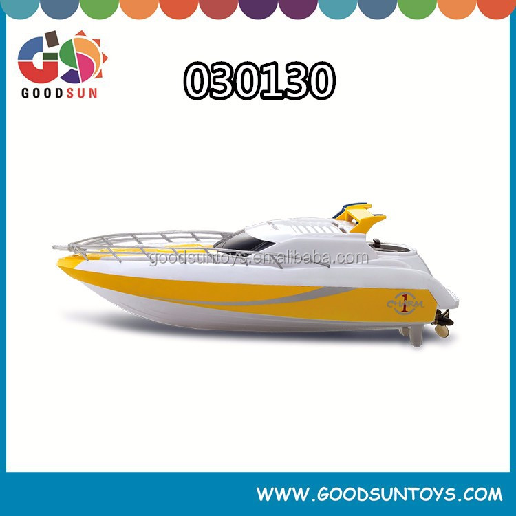 2.4GHz Radio Control boat ready-to-Ship Power tempo boat color: blue and green 053391