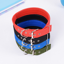 cheap price Pet Product wholesale Nylon pet dog collar with comfortable foam