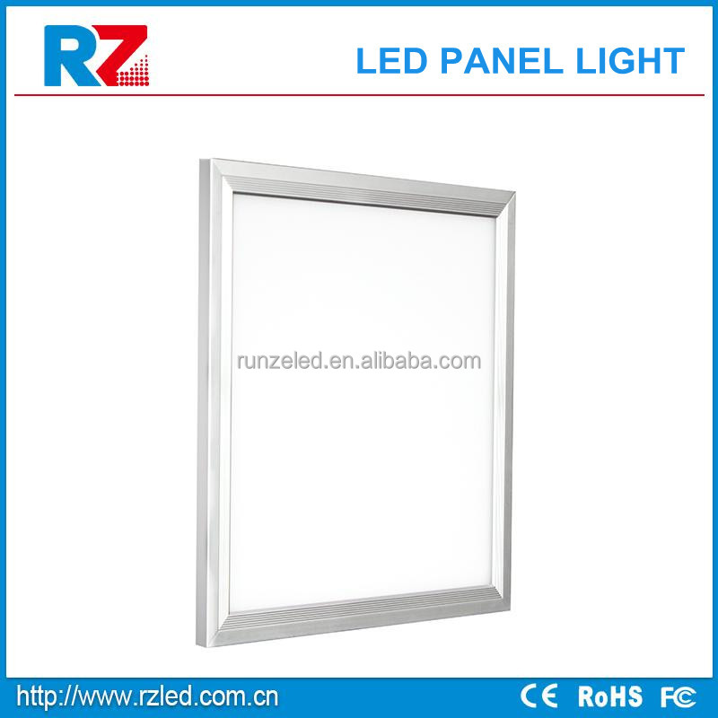 5 years warranty surface mounted 600x600 led glass panel light