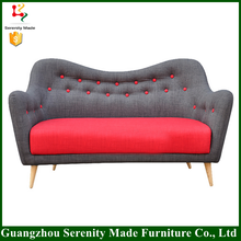 Replica modern design european sofa living room furniture