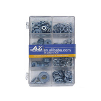hot sale 280PCS Flat Spring Washer Assortment Kit