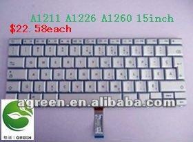 "$22.58each Genuine New 15"" For Macbook Pro (early 2008) Keyboard ..."