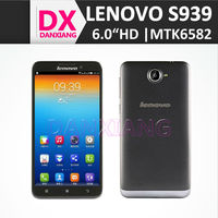Octa core dual sim dual standby china smartphone lenovo s939 mt6592 chip