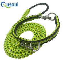 New Products Personalized Diy Pet Dog Collars, paracord rope Safe Pet Collar, Pet Dog Products Collar Leash
