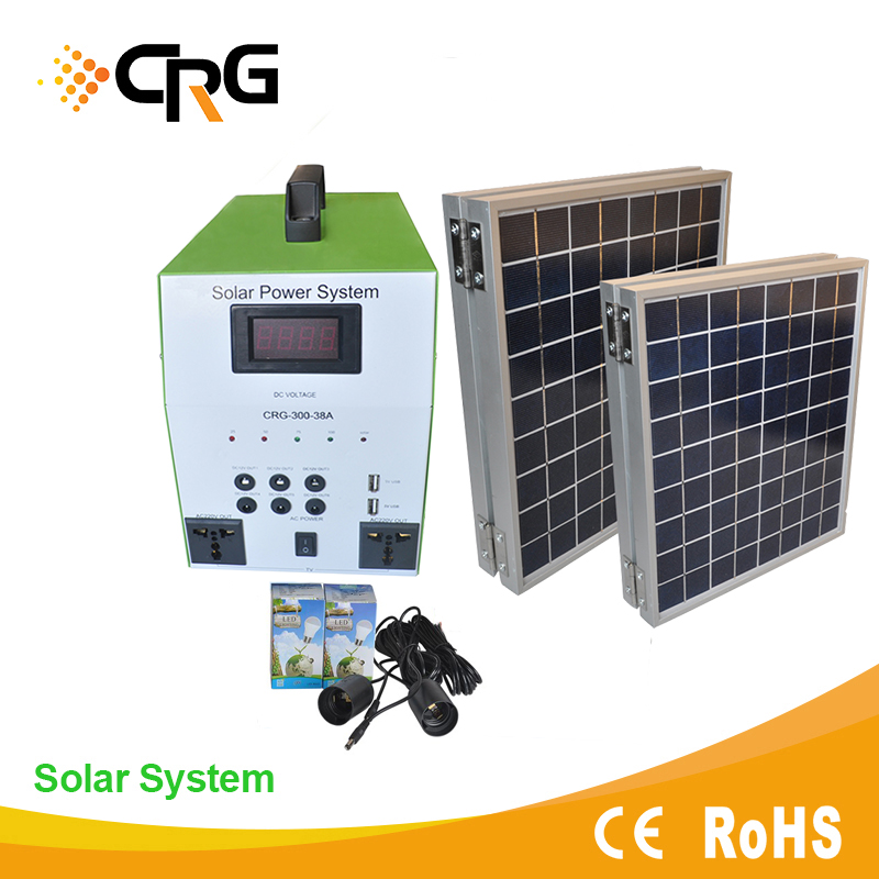 Mobile solar charger Complete home solar energy system for Africa