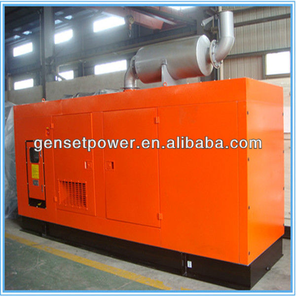 40kva to 1000kva Mining Power Diesel Generator Silencer with Cummins Engine