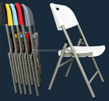 colorful children folding plastic stool kid chair,Leisure Garden Exhibition Outdoor Folding Plastic Chair