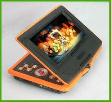 Wholesale 7 inch Portable DVD Player with DVB-T/ISDB-T SS-PP006 portable DVD Player
