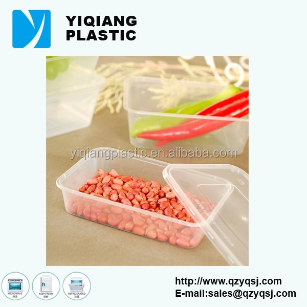 buy plastic food containers disposable