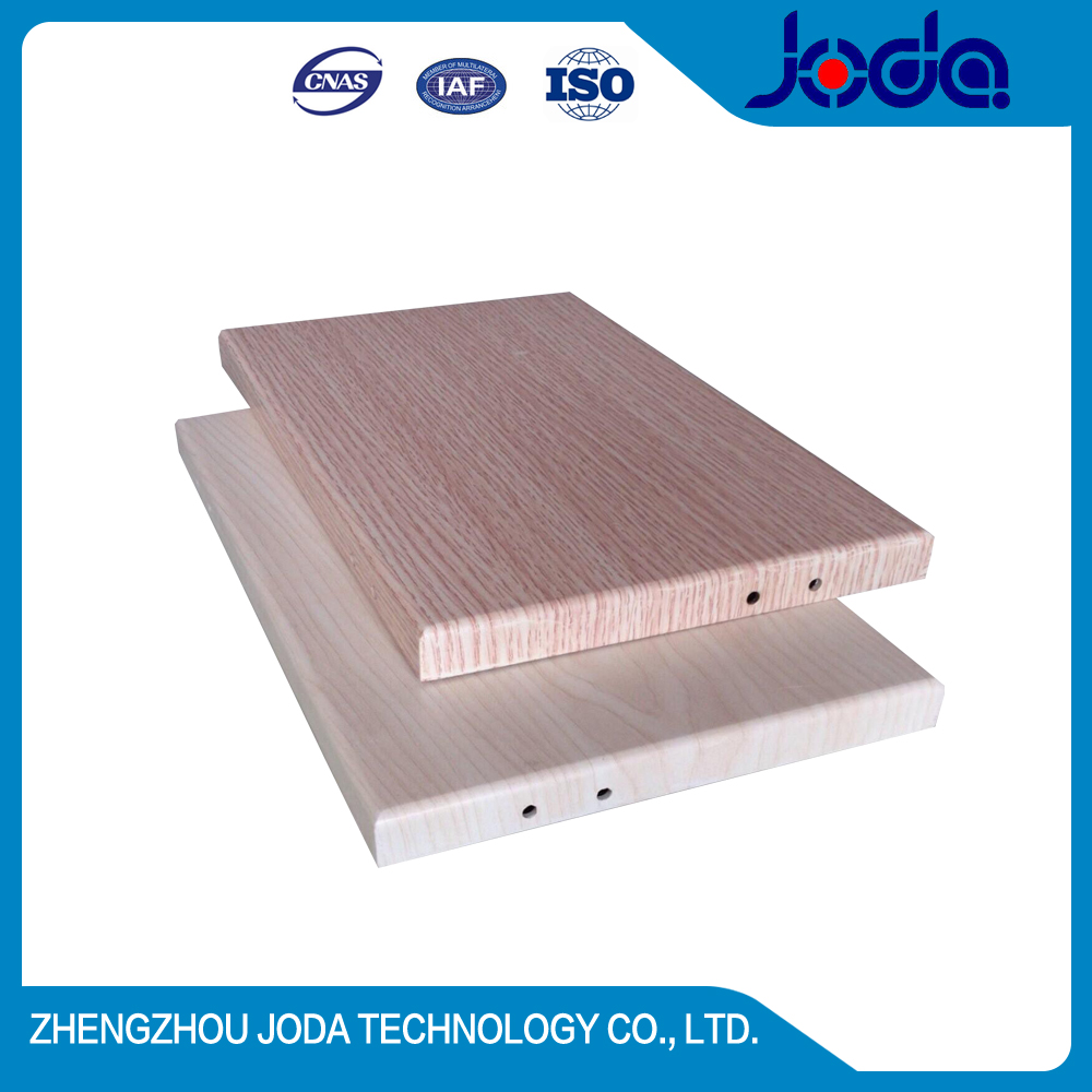 Wood Exterior Weather Boards Facade Aluminium Composite Panels