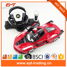 Top quality 4CH long distance remote control toy car with gravity sensor