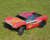 1:5 scale 4wd gas 29cc petrol rc car ,gasoilne rc truck