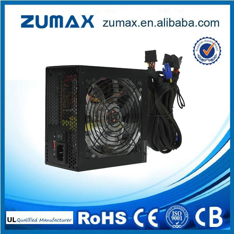 atx pc case with atx power supply computer power supply