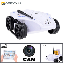 New Products for 2016 WiFI Spy Tank with Live Video and Voice Transmission
