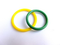 Transparent/Clear silicone O Ring seal
