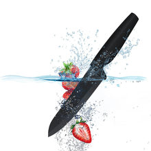 best kitchen knife brands of Ceramic chef Knife Black Professional 6 inch Sharp Knife