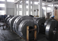 SS 400 carbon cold rolled / hot rolled strip coils,galvanized steel strip