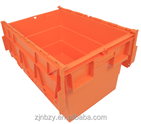 2017 plastic stack moving crate for transport company