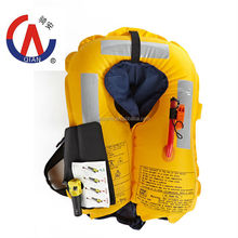 CE Certificated CO2 Gas Inflatable PFD Life Jacket Vest
