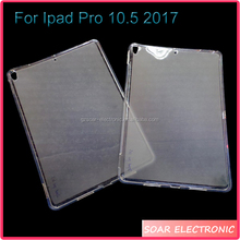 [Soar]Clear Matte Pudding Soft TPU Tablet Case For Ipad Pro 10.5 2017