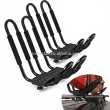 Trade Assurance cheap price car removable soft roof rack for kayak