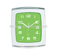 13 inch Plastic Wall Clock White Hand and White Number Suitable for Home and Office