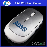 2.4ghz wirelss optical normal size computer mouse