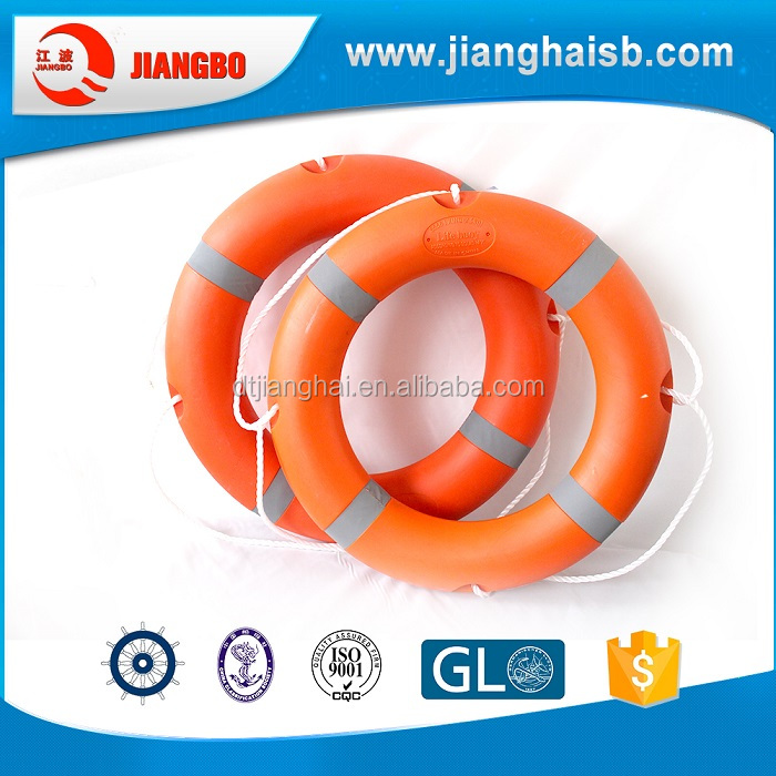 2017 solas approved top grade 2.5kg life buoy rescue ring