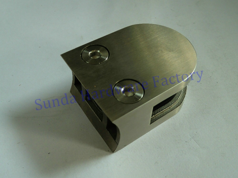 Stainless Steel Glass Handrais Clamp With High Quality