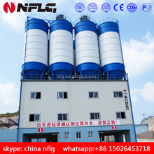 Good quality self loading fixed concrete mixer machine from NFLG