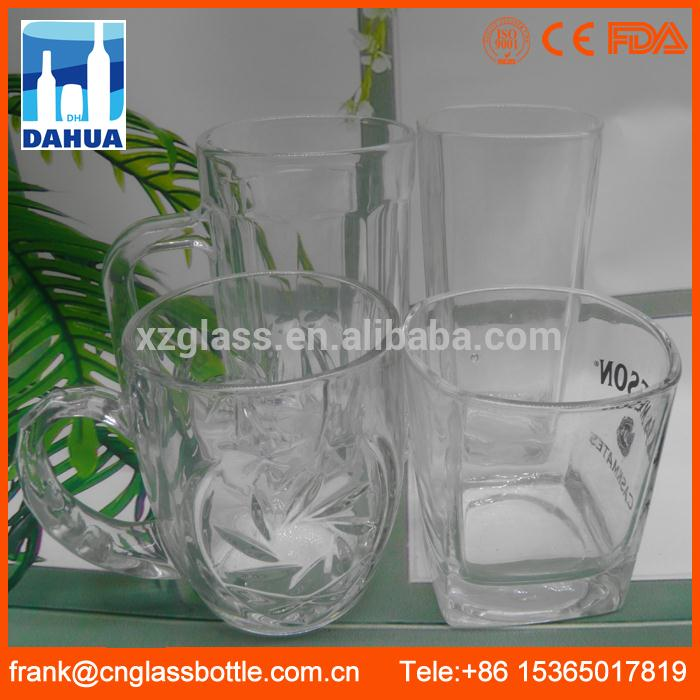 10 years Factory Safely packing stemless wine glasses