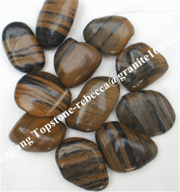 Mixed Polished Pebbles 5mm-120mm