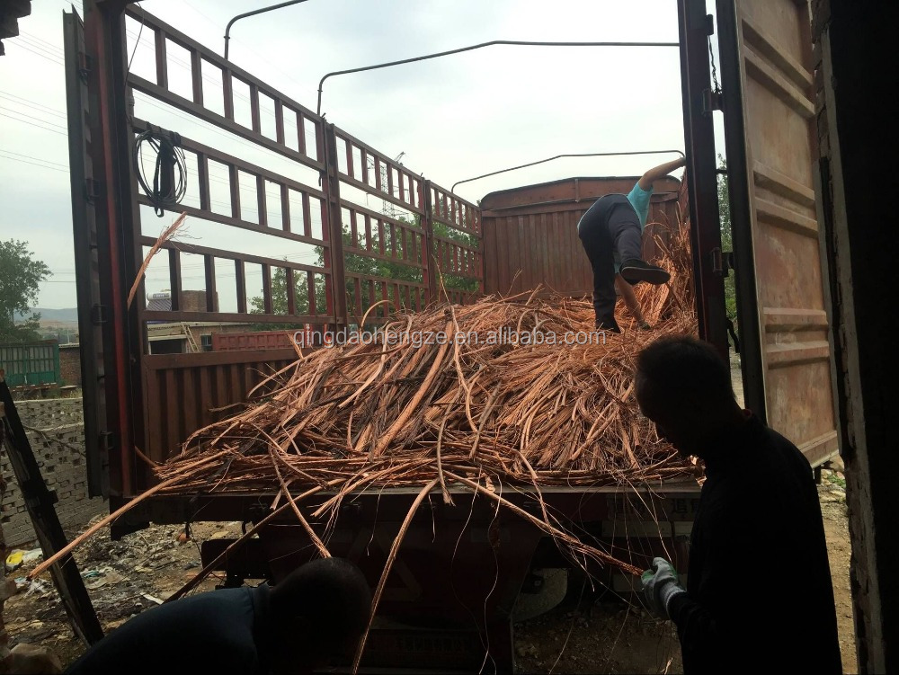 red copper scrap price wholesale 99.99% scrap copper wire