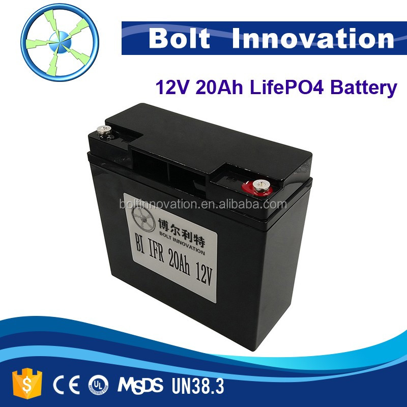 12v 20ah lithium ion battery price